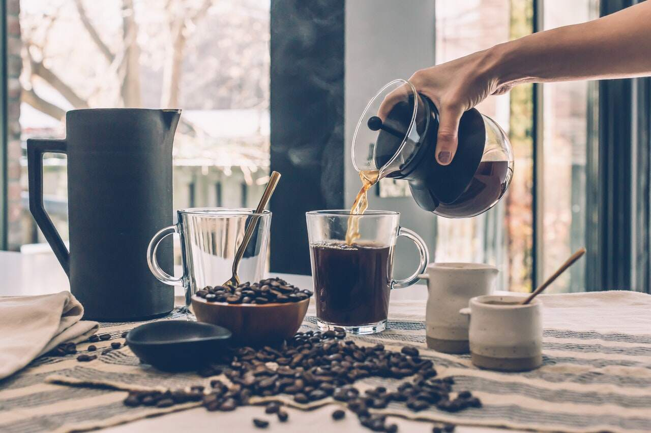 Power foods for the brain - coffee