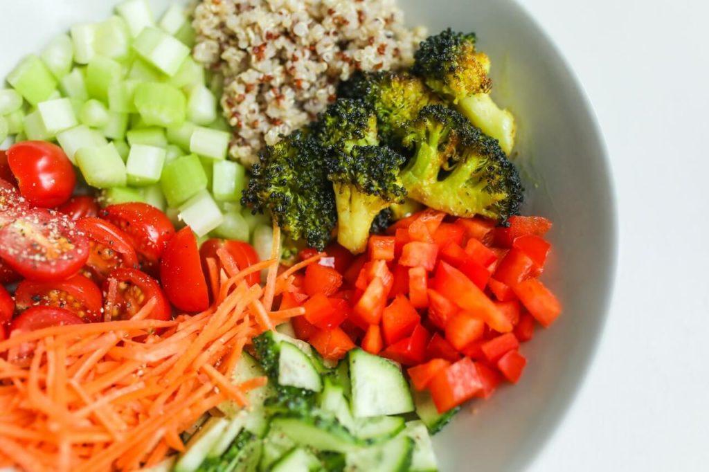 Improve gut health with a diverse diet