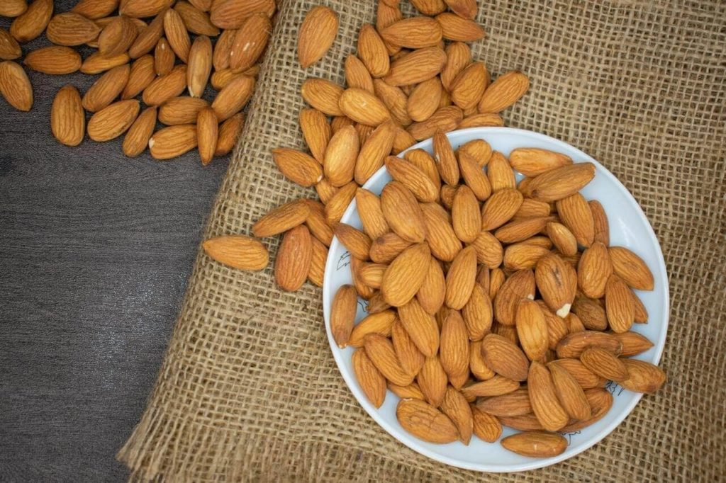 Best workout recovery foods - nuts