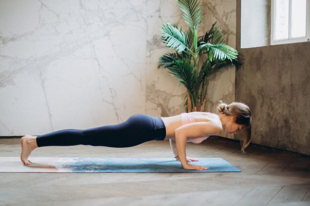 Bodyweight Exercises - Plank