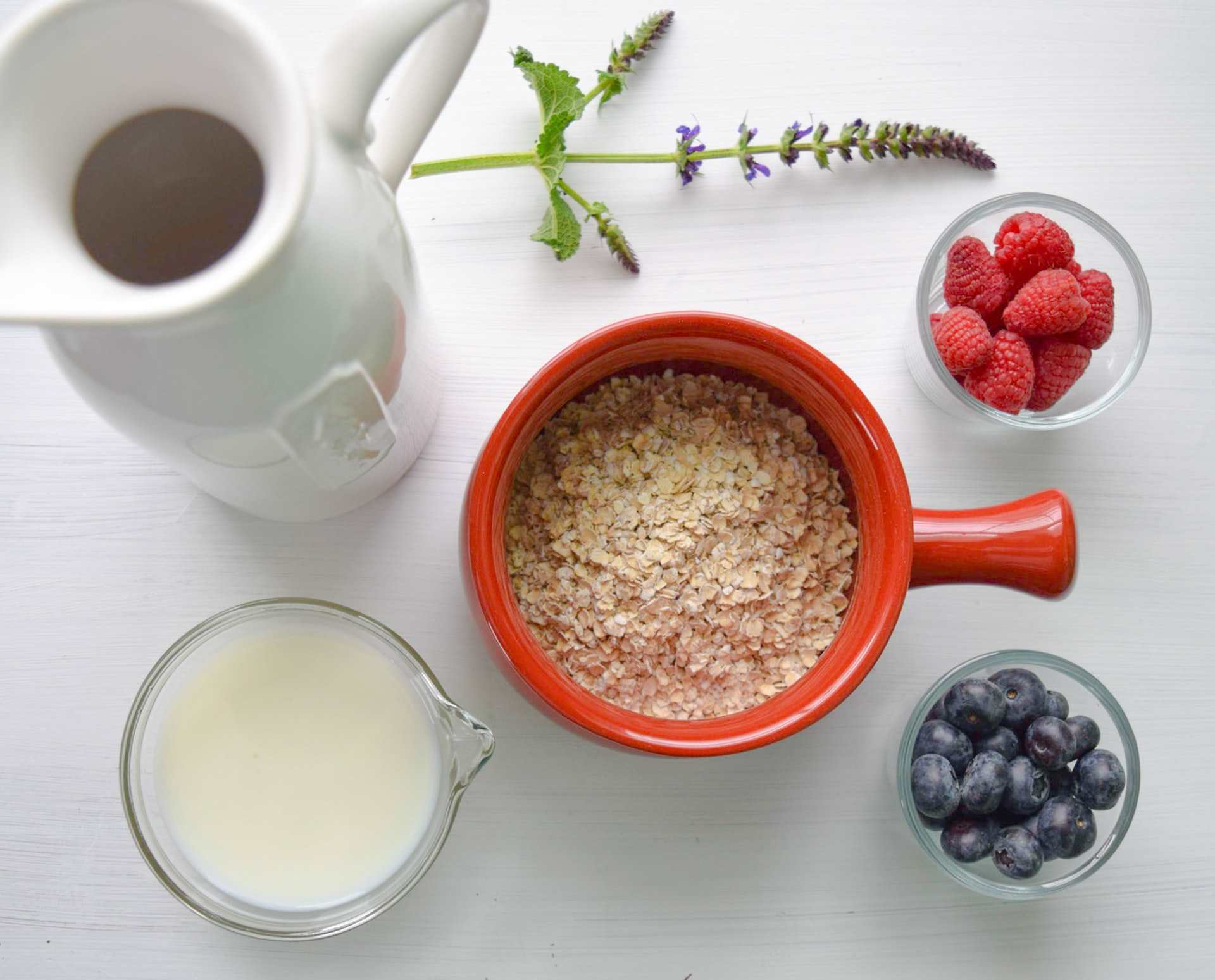 Fat loss meal plan for females - oats